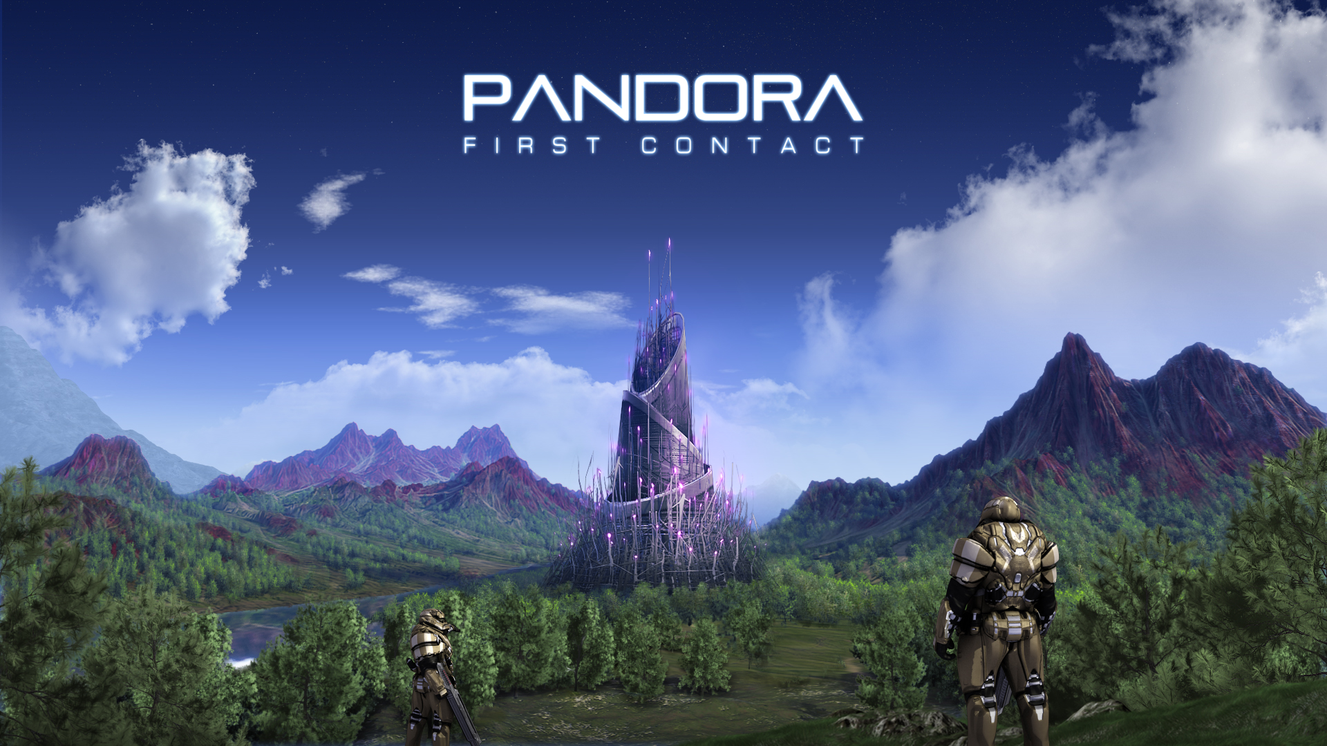 Pandora First Contact Sci Fi 4x Strategy Game Official